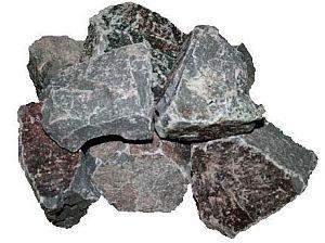 Камни для бани: виды и их свойства