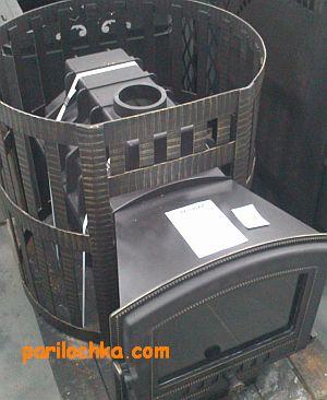 Чугунные печи с теплообменником для бани купить Уплотнения теплообменника КС 250 Кисловодск