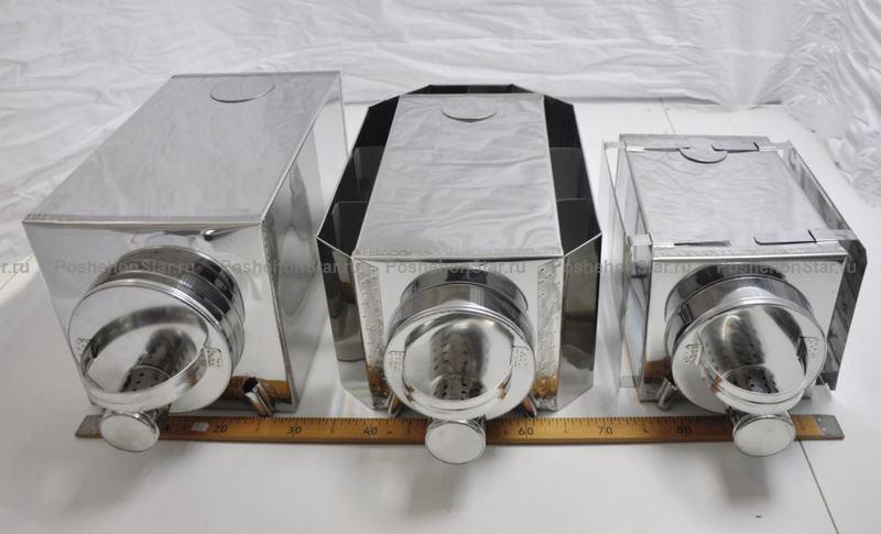 Печь для бани мобиба
