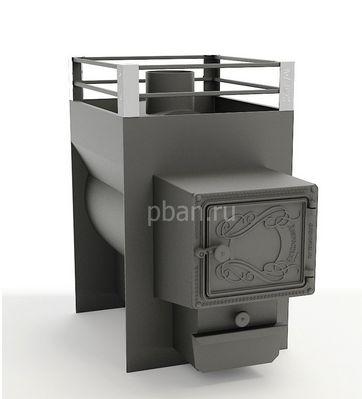Печь для бани из трубы своими руками – фото, чертежи банной печи