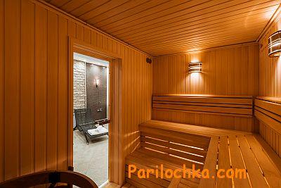 двери для сауны деревянные и стеклянные от Harvia Aldo