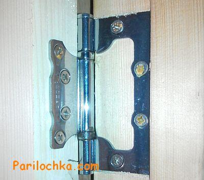 Ручка для банной двери своими руками