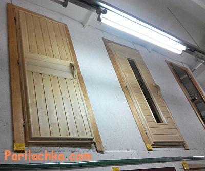 Размеры дверей для бани: стандартные самого полотна и с коробкой, длина и ширина банных проемов