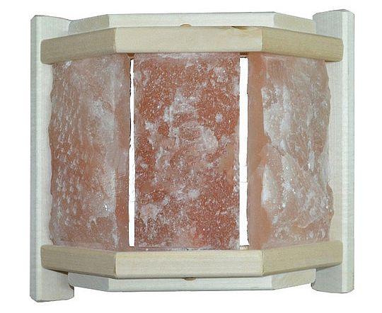 Абажур с гималайской солью для бани