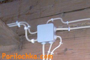 распределительная коробка для кабеля