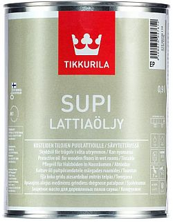 Supi Lattiaolju