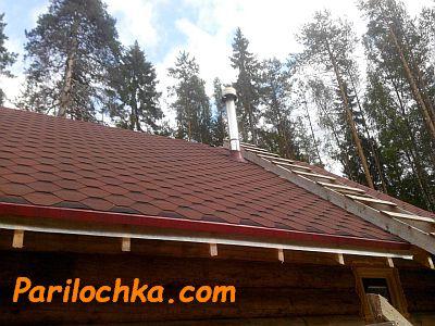 крыша-бани