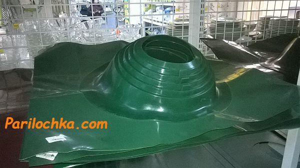силиконовый фартук для металлической трубы