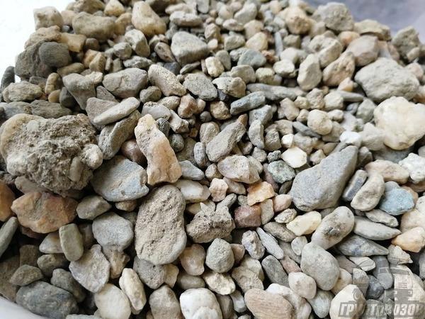 Гравий и щебень что лучше для бетона калькулятор фундамента бетон